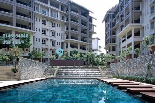 For Sale Condominium at Seri Maya, Setiawangsa Freehold Fully Furnished 3R/2B 860k