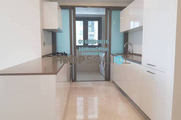 For Rent Serviced Residence at The Sentral Residences, KL Sentral Freehold Fully Furnished 1R/1B 4.9k