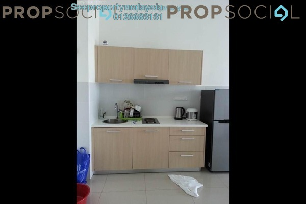 For Rent Condominium at Maisson, Ara Damansara Freehold Semi Furnished 1R/1B 1.3k