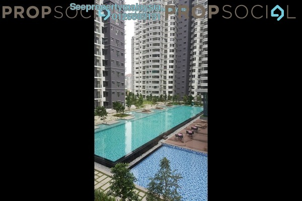 For Rent Condominium at Maisson, Ara Damansara Freehold Semi Furnished 2R/2B 1.5k