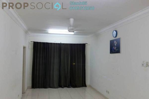 For Rent Condominium at Platinum Hill PV6, Setapak Freehold Semi Furnished 4R/2B 1.7k
