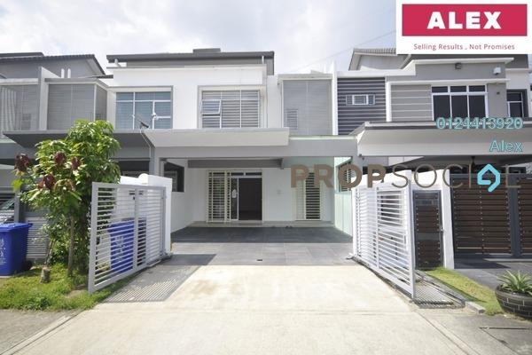 For Sale Terrace at Damai Residences, Kota Kemuning Freehold Unfurnished 4R/4B 760k