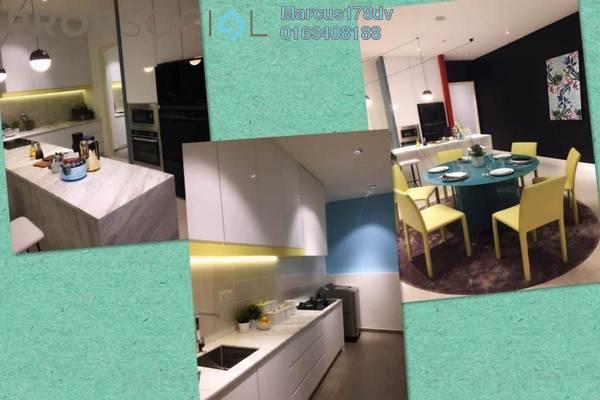 For Sale Condominium at The Riyang, Kuchai Lama Freehold Semi Furnished 5R/4B 950k