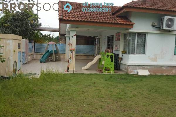For Sale Semi-Detached at Taman Aman Perdana, Meru Freehold Semi Furnished 3R/2B 850k