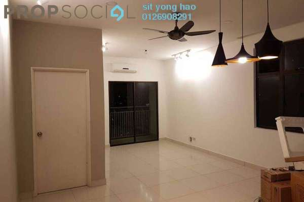 For Rent Condominium at Kristal View, Shah Alam Freehold Unfurnished 4R/2B 1.6k