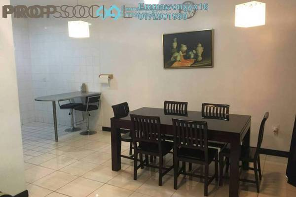 For Rent Condominium at Armanee Terrace I, Damansara Perdana Freehold Fully Furnished 5R/4B 4.6k