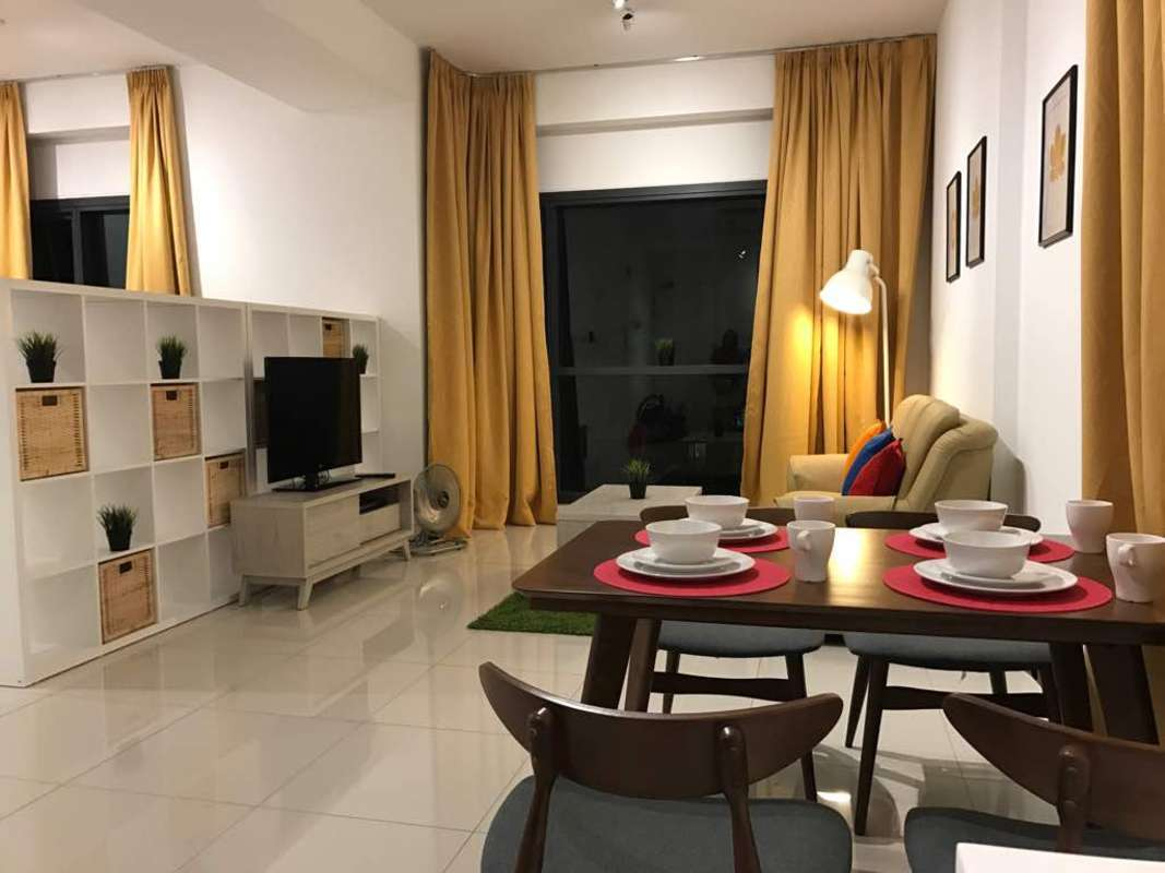 Serviced Residence For Rent at BayBerry Serviced Residence ...