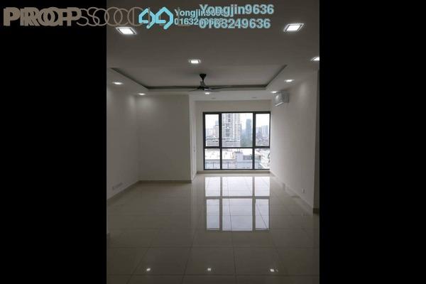 For Rent Serviced Residence at Da Men, UEP Subang Jaya Freehold Semi Furnished 3R/2B 2.2k