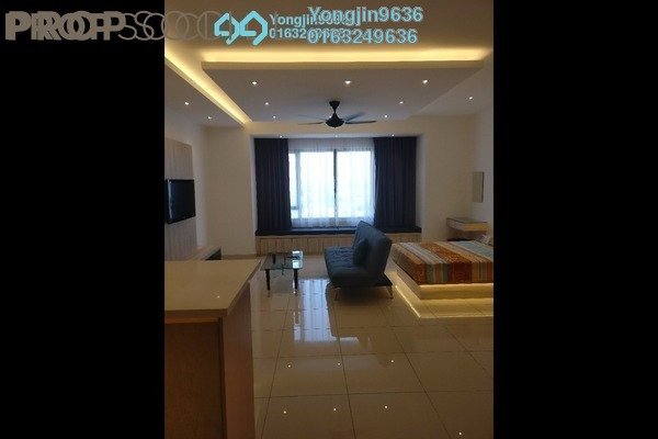 For Rent Serviced Residence at Da Men, UEP Subang Jaya Freehold Fully Furnished 0R/1B 2.5k