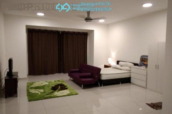 For Rent Serviced Residence at Da Men, UEP Subang Jaya Freehold Fully Furnished 0R/1B 1.8k