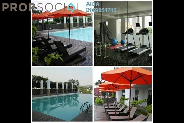 For Rent Condominium at Gaya Bangsar, Bangsar Freehold Fully Furnished 2R/2B 4.5k