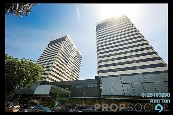 For Rent Office at Faber Tower, Taman Desa Freehold Unfurnished 0R/0B 5.95k