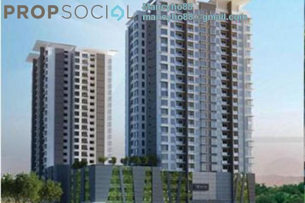 For Rent Condominium at USJ One Park, UEP Subang Jaya Freehold Fully Furnished 4R/3B 1.8k
