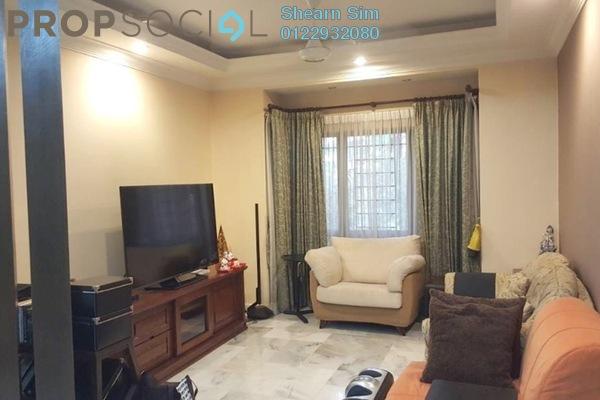 For Sale Condominium at Sunway Sutera, Sunway Damansara Freehold Semi Furnished 3R/2B 590k