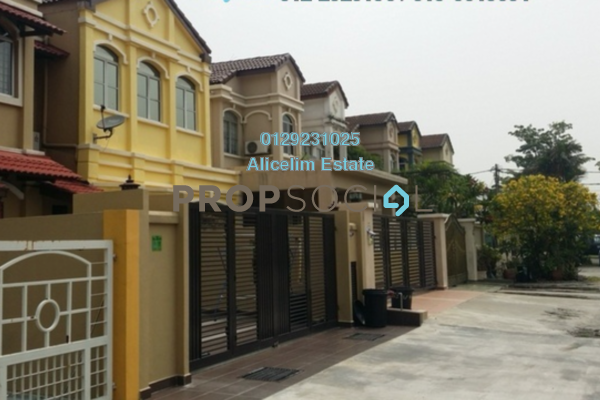 For Rent Terrace at USJ 11, UEP Subang Jaya Freehold Semi Furnished 4R/3B 1.65k