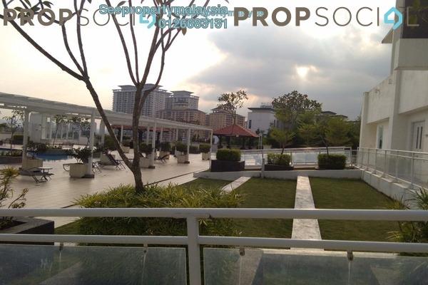 For Sale Condominium at 3 Residen, Melawati Freehold Semi Furnished 4R/3B 800k