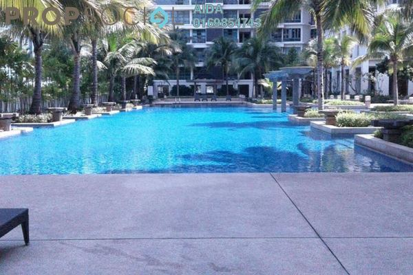 For Rent Condominium at Kiaraville, Mont Kiara Freehold Fully Furnished 5R/3B 7k