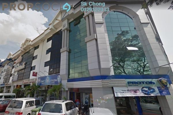 For Rent Office at Taman Kuchai Jaya, Kuchai Lama Freehold Unfurnished 0R/2B 2.1k