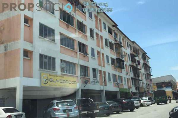 For Sale Shop at Taman Impian Indah, Balakong Freehold Unfurnished 0R/2B 850k