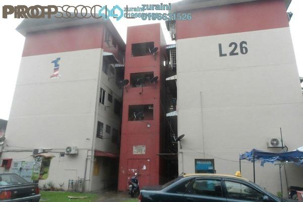 For Sale Apartment at Pandan Jaya, Pandan Indah Leasehold Unfurnished 2R/1B 158k