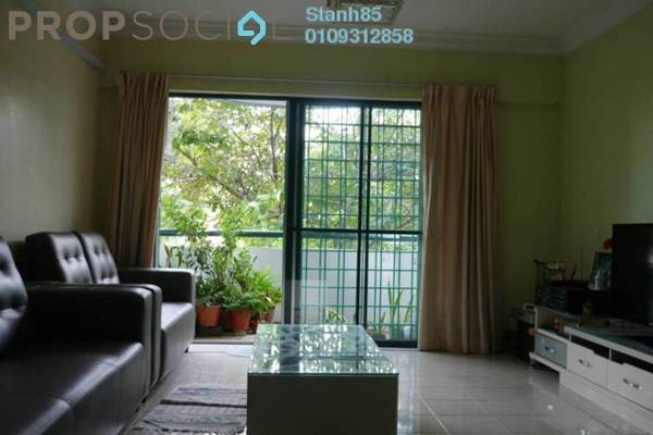 For Rent Condominium at Idaman Putera, Setapak Freehold Fully Furnished 3R/2B 2k