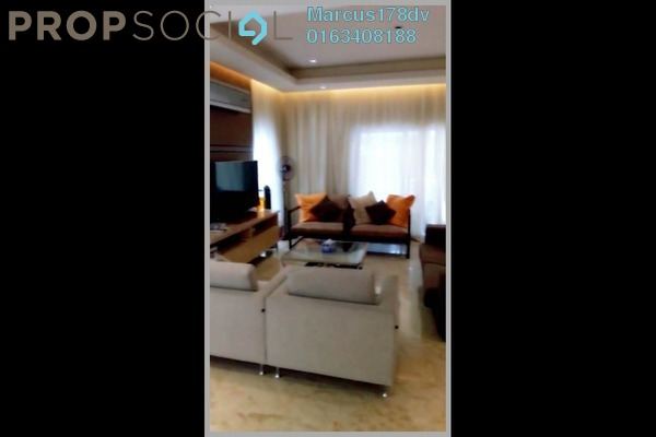 For Sale Semi-Detached at The Peak, Cheras South Freehold Fully Furnished 5R/5B 2.8m