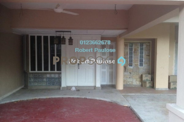 For Sale Terrace at Kubah, Bukit Jelutong Freehold Semi Furnished 6R/6B 1.28m