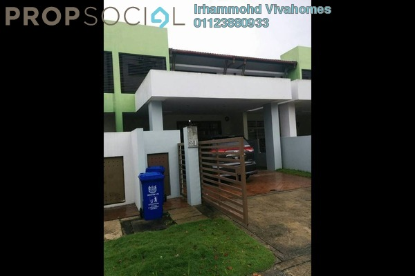For Rent Terrace at Maple Terrace, Denai Alam Freehold Fully Furnished 4R/3B 4.2k