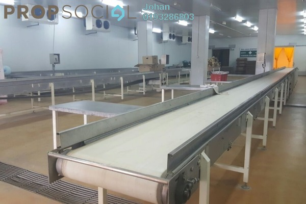 For Rent Factory at Laksamana Puri, Batu Caves Freehold Semi Furnished 1R/1B 25k