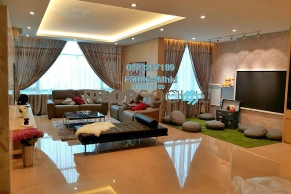 For Sale Condominium at Sunway Vivaldi, Mont Kiara Freehold Fully Furnished 5R/6B 3.78m