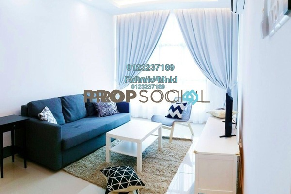 For Sale Serviced Residence at Vista Alam, Shah Alam Leasehold Fully Furnished 3R/2B 595k
