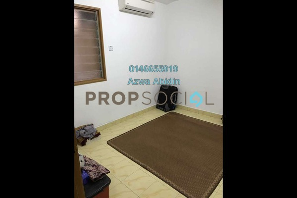 For Sale Apartment at Bandar Puncak Alam, Kuala Selangor Freehold Unfurnished 3R/2B 200k