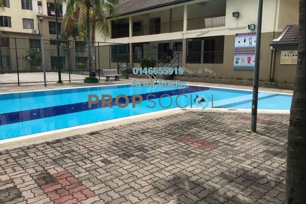 For Rent Apartment at Taman Sri Subang, Bandar Sunway Freehold Unfurnished 3R/2B 1.2k