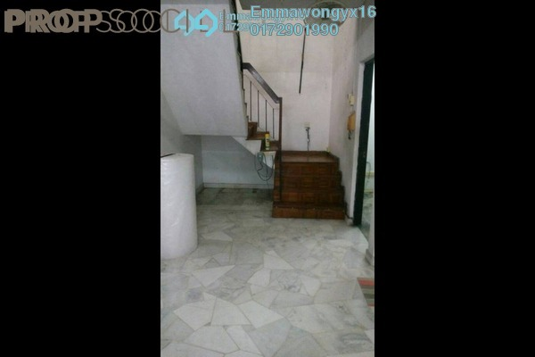 For Sale Terrace at Taman Menjalara, Bandar Menjalara Freehold Semi Furnished 4R/3B 900k