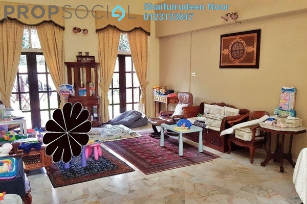 For Sale Bungalow at Kemensah Heights, Kemensah Freehold Semi Furnished 5R/3B 2.35m