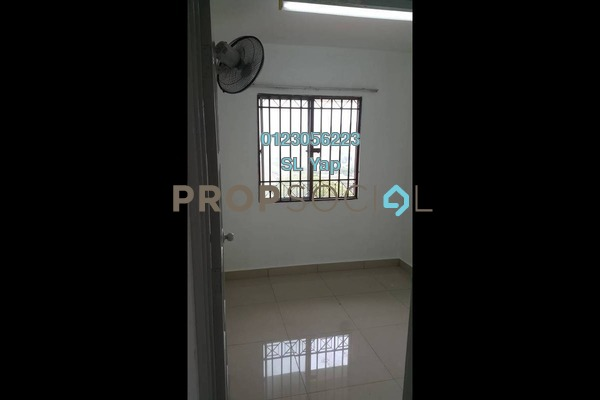 For Rent Condominium at Winner Court B, Desa Petaling Freehold Semi Furnished 3R/2B 1.4k