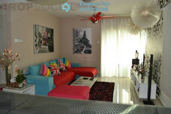 For Sale Condominium at Alam Puri, Jalan Ipoh Freehold Fully Furnished 3R/2B 570k