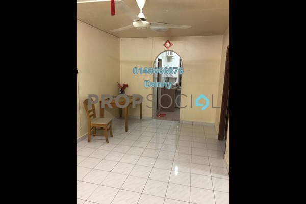 For Rent Apartment at Section 2, Wangsa Maju Freehold Unfurnished 2R/1B 900translationmissing:en.pricing.unit
