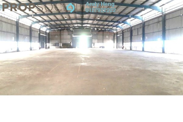 For Rent Factory at The Senai Garden, Senai Freehold Unfurnished 0R/0B 24.2k