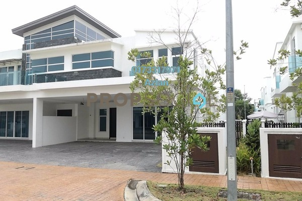For Sale Semi-Detached at My Diva Homes, Cyberjaya Freehold Semi Furnished 5R/5B 1.58m