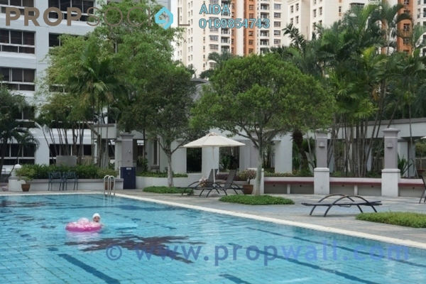 For Sale Condominium at Mont Kiara Pelangi, Mont Kiara Freehold Semi Furnished 3R/2B 800k