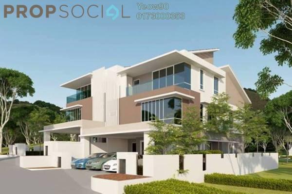 For Sale Semi-Detached at Indah Height, Bandar Sungai Long Freehold Unfurnished 6R/6B 1.8m