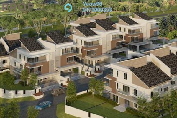 For Sale Semi-Detached at Indah Height, Bandar Sungai Long Freehold Unfurnished 6R/6B 1.9m