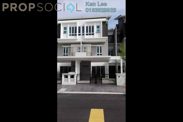 For Rent Superlink at Tiara South, Semenyih Freehold Unfurnished 5R/4B 1.5k