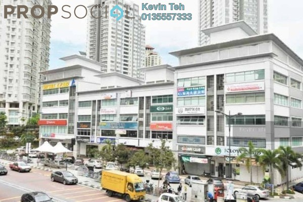 For Rent Office at Solaris Mont Kiara, Mont Kiara Freehold Fully Furnished 0R/0B 3.6k