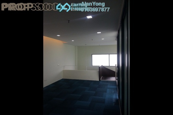 For Rent Office at d7, Sentul Freehold Fully Furnished 0R/0B 4k