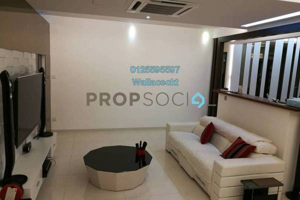 For Sale Apartment at Maica Court, Gurney Drive Freehold Fully Furnished 3R/2B 1.28m