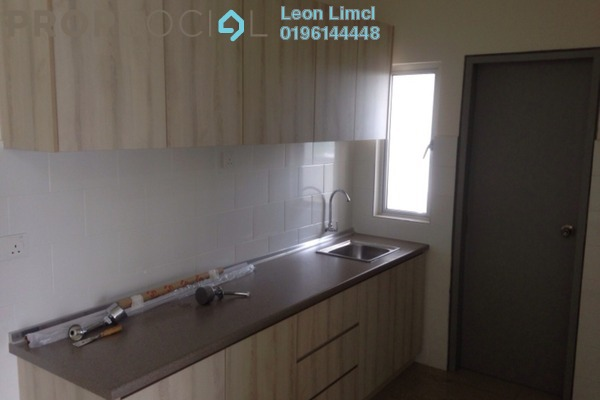 For Rent Condominium at The Wharf, Puchong Freehold Semi Furnished 4R/2B 1.1k