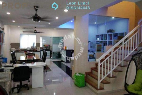 For Sale Terrace at Taman Putra Impiana, Puchong Freehold Semi Furnished 4R/3B 750k