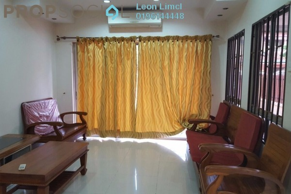 For Sale Terrace at Taman Tasik Prima, Puchong Freehold Semi Furnished 4R/3B 699k